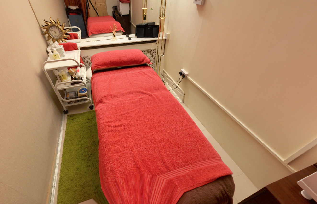 Our Beautiful Treatment Room Provides The Perfect Environment For Blissful Rest And Relaxation Whilst Doubling As An Effective Comfortable Consulting
